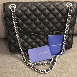 Authentic Rebecca Minkoff Quilted Affair Bag